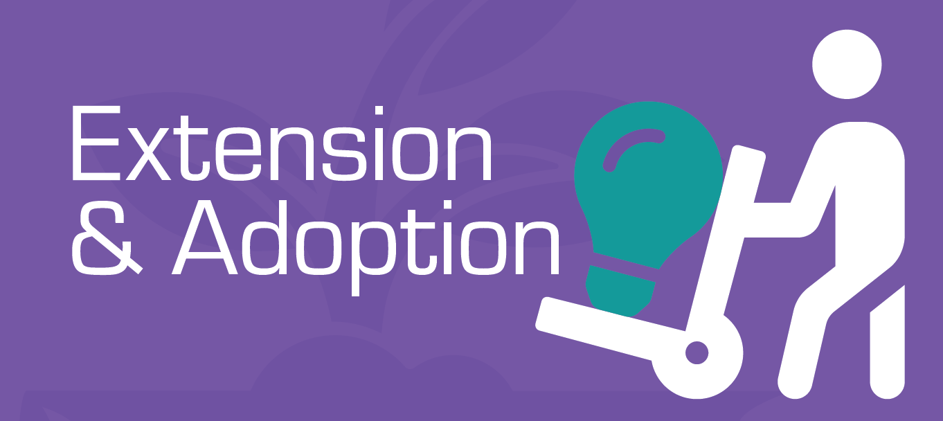 extension and adoption